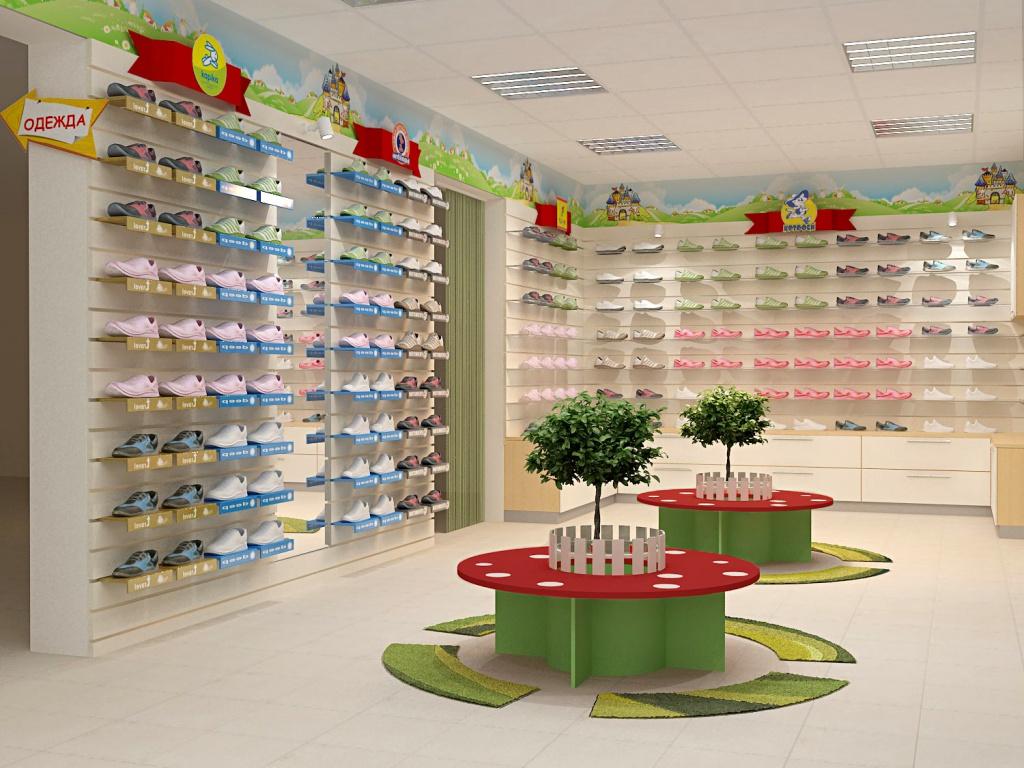 1b8bb2fe2befb Оформление магазина обуви: проверенные способы увеличения продаж
