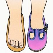 Как правильно подобрать размер детской обуви?